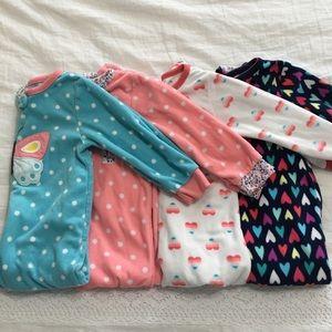 Carter's Pajamas - SALE🎉 Carter's - Bundle of 4 Footie Pajamas